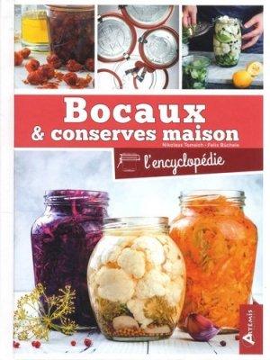 Bocaux & conserves maison - artemis - 9782816013757 -
