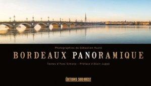 Bordeaux panoramique - sud ouest - 9782817705866 -
