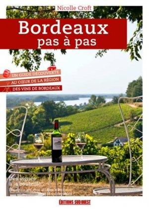 Bordeaux pas à pas - sud ouest - 9782817707143 -