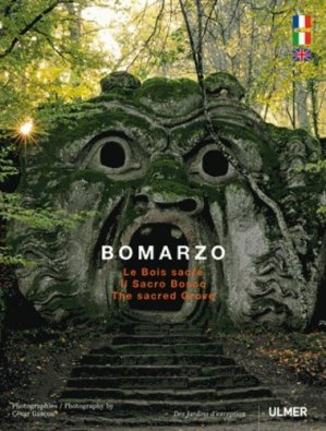 Bomarzo - ulmer - 9782841387045 -