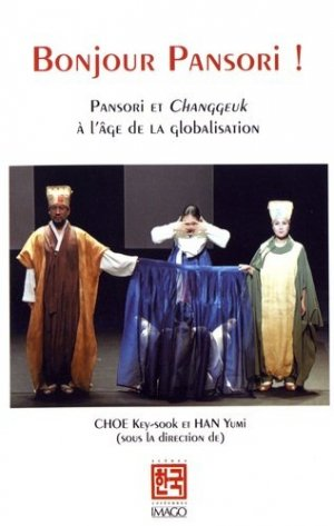 Bonjour Pansori ! - Imago (éditions) - 9782849529096 -