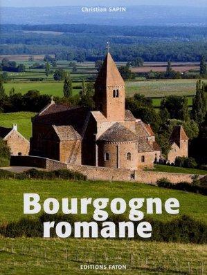 Bourgogne romane - faton - 9782878440812 -