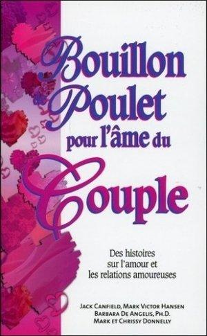 Bouillon de poulet pour l'âme du Couple - Editions Béliveau - 9782890923294 -