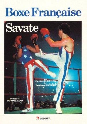 Boxe française, savate - SEDIREP - 9782901551386 -