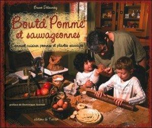 Boutd'Pomme et sauvageonnes - de terran - 9782913288898 -