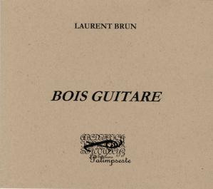 Bois guitare - palimpseste - 9782915892222 -
