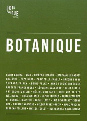 Botanique - joie panique - 9782956204602 -