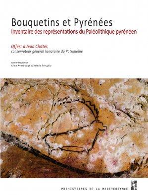 Bouquetins et Pyrénées - publications de l'universite de provence - 9791032001691 -