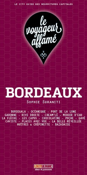 Bordeaux - Menu Fretin - 9791096339556 -