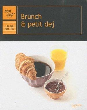 Brunch et petit dej - Hachette - 9782012302327 -