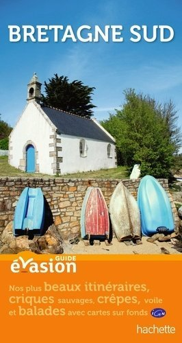 Bretagne sud - Hachette - 9782012452640 -