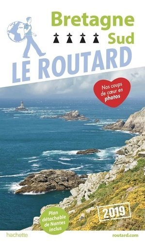 Bretagne Sud - hachette - 9782016267783 -