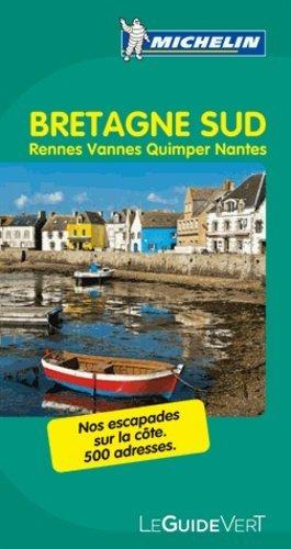 Bretagne Sud - Michelin Editions des Voyages - 9782067167599 -