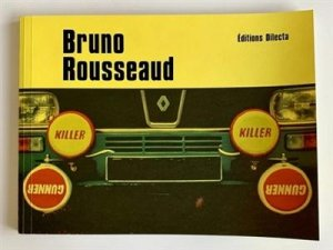 Bruno Rousseaud - Dilecta - 9782373721034 -