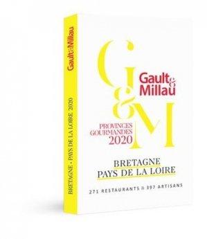 Bretagne, Pays de la Loire - gault et millau - 9782375570371 -