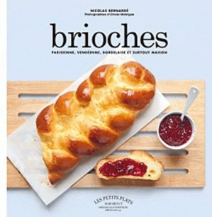 Brioches pur beurre - Marabout - 9782501075176 -