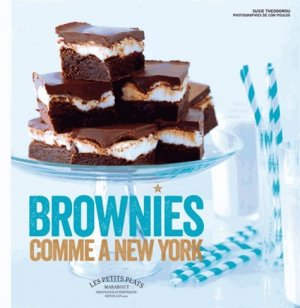 Brownies comme à New York - Marabout - 9782501085175 -
