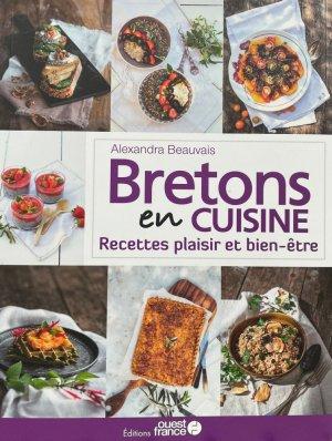Bretons en cuisine - ouest-france - 9782737385278 -