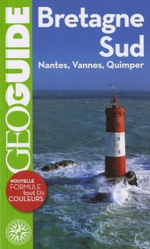 Bretagne Sud - gallimard editions - 9782742426515 -