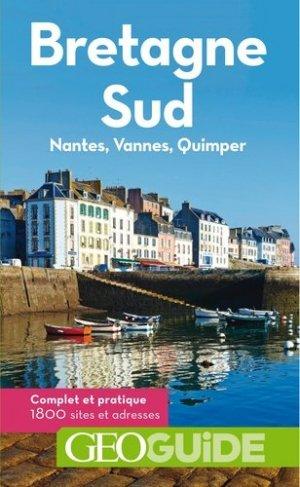 Bretagne Sud - gallimard editions - 9782742446414 -