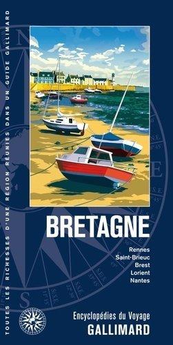 Bretagne - gallimard editions - 9782742451050 -