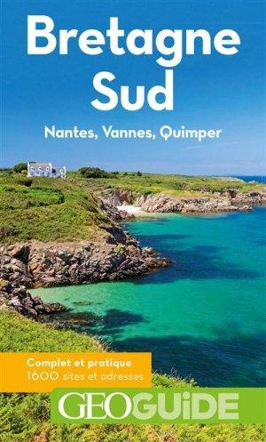 Bretagne Sud - gallimard editions - 9782742462957 -