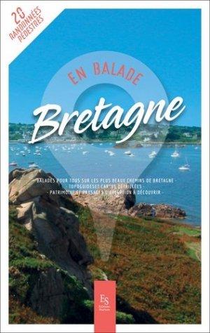 Bretagne en balade - alan sutton - 9782813813442 -