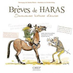 Brèves de Haras - orep - 9782815102193 - majbook ème édition, majbook 1ère édition, livre ecn major, livre ecn, fiche ecn
