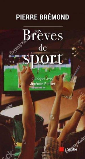 Brèves de sport - l'aube - 9782815934992 -