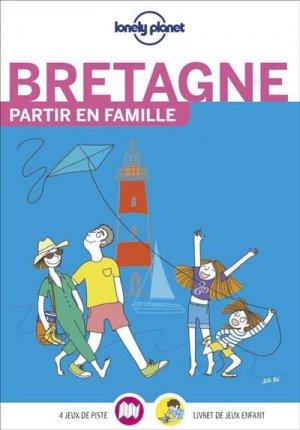 Bretagne Partir en famille - Lonely Planet - 9782816193664 -