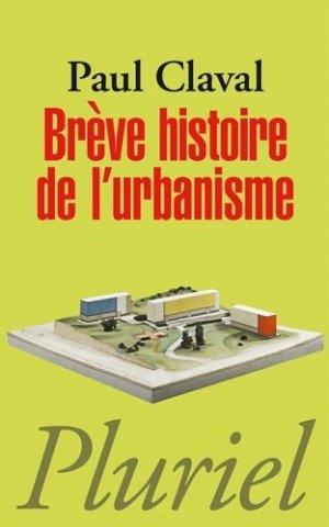 Brève histoire de l'urbanisme - hachette - 9782818503188 -