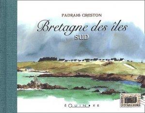 Bretagne des îles sud - equinoxe - 9782841353699 -