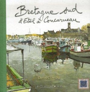 Bretagne sud. D'Etel à Concarneau - equinoxe - 9782841355570 -