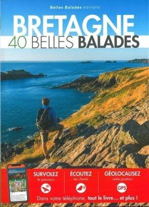 Bretagne : 40 belles balades - dakota - 9782846404822 -
