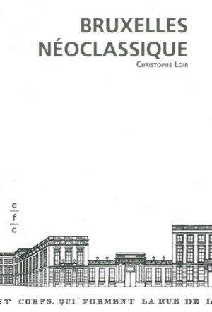 Bruxelles néoclassique - cfc - 9782875720252 -