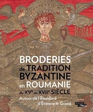 Broderies de tradition byzantine en Roumanie - in fine - 9782902302024