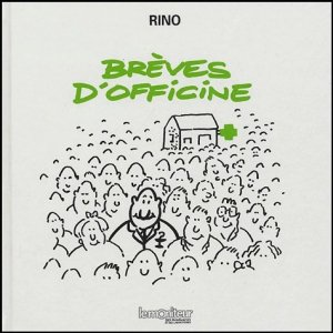 Brèves d'officine - wolters kluwer  - 9782910228477 -