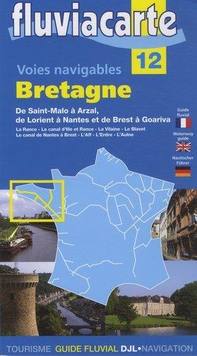 Bretagne - de l'ecluse - 9782916919348 -