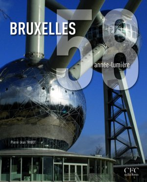 Bruxelles 58 année-lumière - cfc - 9782930018911 -