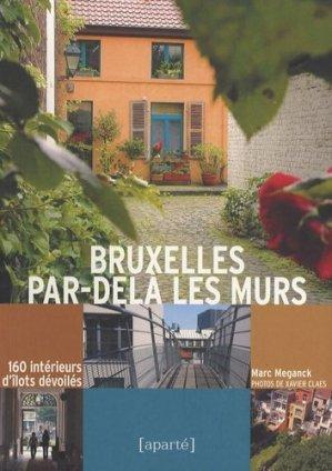 Bruxelles par-delà les murs - aparte - 9782930327167 -