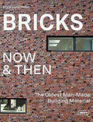 Bricks now & then - braun - 9783037682517 -