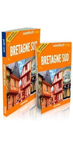 Bretagne sud - Express Map - 9788380460096 -