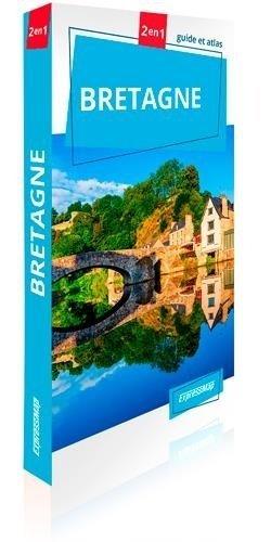 Bretagne - Express Map - 9788381903622 -