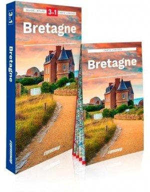 Bretagne - Express Map - 9788381903639 -