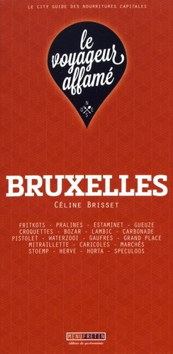 Bruxelles - Menu Fretin - 9791096339099 -