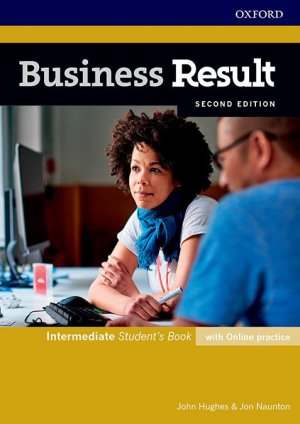 Business Result: Intermediate: Student's Book with Online Practice - oxford - 9780194738866 -