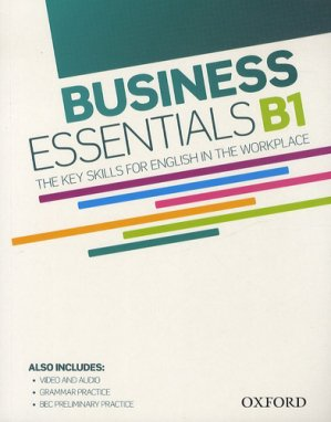 Business Essentials B1 - oxford - 9780194739788