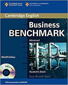 Business Benchmark Advanced - Student's Book with CD-ROM BULATS Edition - cambridge - 9780521672948 -