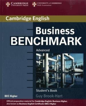 Business Benchmark Advanced - Student's Book BEC Edition - cambridge - 9780521672955 -