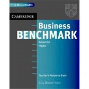 Business Benchmark Advanced - Teacher's Resource Book - cambridge - 9780521672962 -